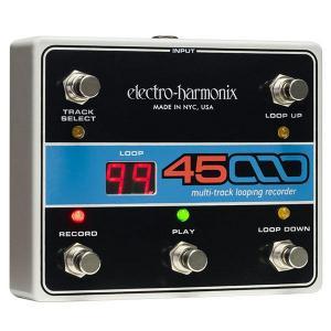 Electro Harmonix エフェクター 45000 Foot Controller ルーパー フットコントローラー フットスイッチ ギター用 audio-mania