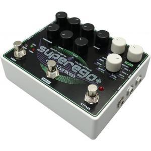 Electro Harmonix エフェクター Superego+  Synth Engine スーパーエゴ プラス|直輸入品|audio-mania