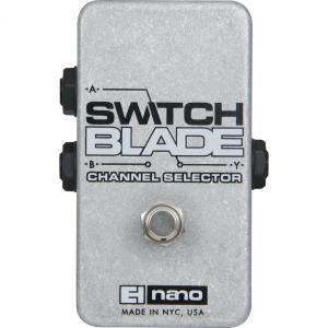EHX Electro Harmonix エフェクター Switch Blade エレクトロハーモニクス スイッチャー 直輸入品 audio-mania