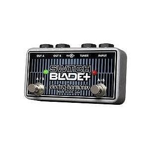 EHX Electro Harmonix エフェクター Switch Blade Plus Switch Blade+ 直輸入品 audio-mania