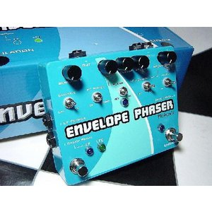 Pigtronix エフェクター EP2 Envelope Phaser フェイザー|直輸入品|ピグトロニクス|ギター|audio-mania