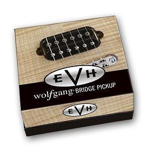 Van Halen(ヴァン・ヘイレン) ピックアップ EVH Wolfgang Bridge Black ウルフギャング|直輸入品|audio-mania