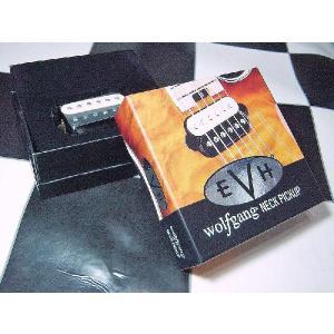 Van Halen ヴァン・ヘイレン ピックアップ EVH Wolfgang Neck Black/White Zebra ギター用ピックアップ|audio-mania