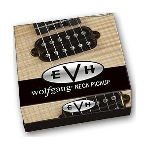 Van Halen ヴァン・ヘイレン ピックアップ EVH Wolfgang Neck Black ギター用ピックアップ|直輸入品|audio-mania
