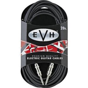 EVH Eddie Van Halen Premium Instrument Cable - 20ft(6.1m) エディ・ヴァン・ヘイレン|audio-mania