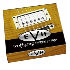 Van Halen ヴァン・ヘイレン ピックアップ EVH Wolfgang Bridge Chrome|直輸入品|audio-mania