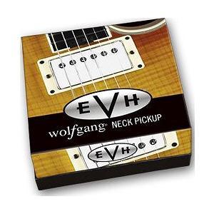 Van Halen(ヴァン・ヘイレン) ピックアップ EVH Wolfgang Neck Chrome ウルフギャング フロント用 クローム|直輸入品|audio-mania