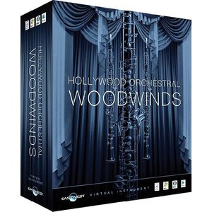 EAST WEST (イーストウエスト) Hollywood Orchestral Woodwinds (Windows版) ハリウッド|audio-mania