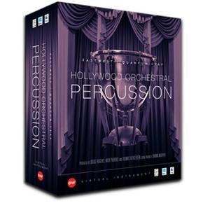 EASTWEST イーストウエスト EW273 QUANTUM LEAP Hollywood Orchestral Percussion ハリウッド|audio-mania