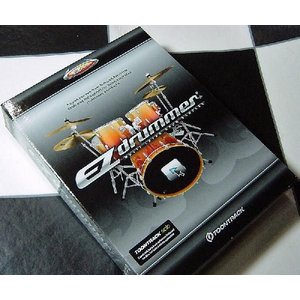 2への無料アップグレード対応 ダウンロード版|在庫限り!! Toontrack EZ Drummer トーントラック・イージードラマー ドラム音源|audio-mania