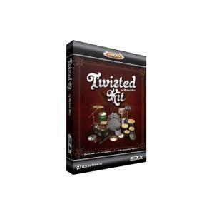 Toontrack EZX Twisted Kit トーントラック・ツイステッドキット EZ Drummer用拡張音源|直輸入品|audio-mania