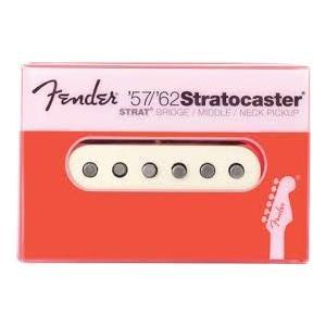 Fender フェンダー ピックアップ '57/'62 Strat Single Coil pickup (Neck/Middle/Bridge)|audio-mania