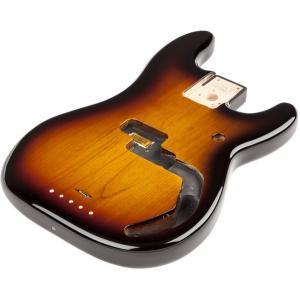 Fender  フェンダー Mexico Precision Bass Alder Body Brown Sun Burst  998010732 ボディ │直輸入品|audio-mania