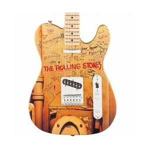 Fender Mexico Rolling Stones Beggars Banquet Guitar Package Telecaster|audio-mania