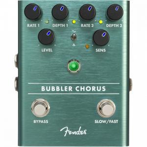 Fender フェンダー BUBBLER ANALOG CHORUS バブラ コーラス|直輸入品|audio-mania
