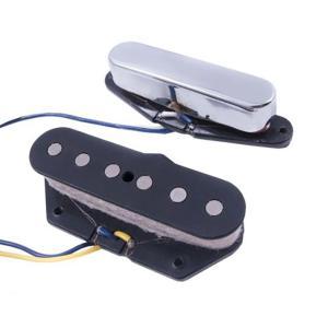 Fender フェンダー ピックアップ USA Deluxe Drive Telecaster Pickups set シングルコイル|audio-mania