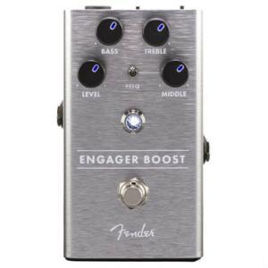 Fender フェンダーENGAGER BOOST  エンゲージャー ブースト|直輸入品|audio-mania