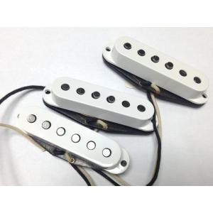 Fender Custom Shop Fat '50S Stratocaster Pickup フェンダー ピックアップ バルクパッケージ品 3個セット|audio-mania