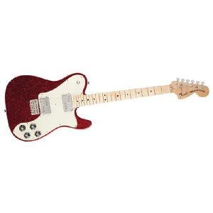 テレキャス テレキャスター Fender フェンダー FSR 1972 Telecaster Deluxe Apple Red Flake '72|audio-mania