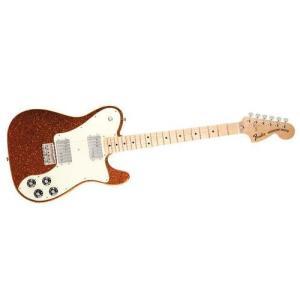テレキャスター テレキャス Fender フェンダー FSR 1972 Telecaster Deluxe Sunfire Orange Flake|audio-mania