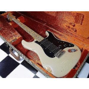 Fender Masterbuilt Mark Kendrick 1957 Heavy Relic フェンダー マスタービルト ストラトキャスター|audio-mania