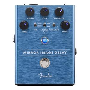 Fender フェンダー MIRROR IMAGE DELAY PEDAL ミラーイメージ ディレイ|直輸入品|audio-mania