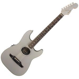 Fender Stratacoustic Plus Inca Silver 直輸入品|audio-mania