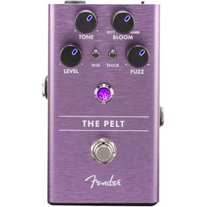 Fender フェンダーTHE PELT FUZZ ペルト ファズ 直輸入品 audio-mania