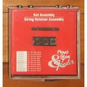 Fender USA ナット Floyd Rose Locknut/Retainer Bar Assembly~39.7mm~'10 Radius audio-mania