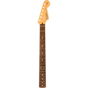 Fender USA フェンダー ストラトキャスター ネック American Channel Bound Stratocaster Neck, 21 Med Jumbo Frets, Rosewood 990214921 │直輸入品|audio-mania