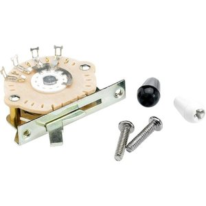 Fender USA ポット・セレクター 5-Way Strat Pickup Selector Switch|直輸入品|ピックアップ・セレクター|audio-mania