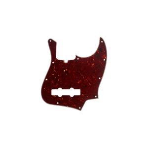 Fender ピックガード Pickguard Standard Jazz Bass 10 Holes Tortoise Shell (w/ 992157000 │直輸入品|audio-mania