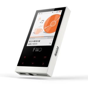 FiiO フィーオ M3 Ivory White 8GB ポータブル・ミュージックプレイヤー  直輸入品  audio-mania