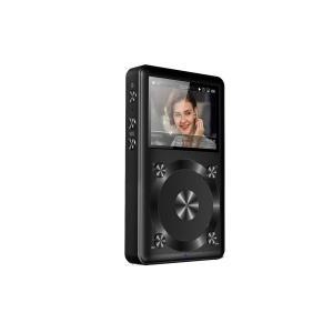 FiiO フィーオ X1 Black ポータブル・ハイレゾ・ミュージックプレイヤー 海外版 直輸入品  audio-mania
