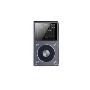 FiiO フィーオ X5 2nd gen Titanium ミドルクラス・ポータブル・ハイレゾプレイヤー FX5221  直輸入品 新品 フィーオ mp3 iPod ポータブル audio-mania