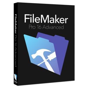 FileMaker PRO 16 Advanced Education アカデミック版 ファイルメーカー プロ|直輸入品|audio-mania