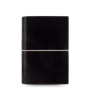 Filofax ファイロファックス ドミノ Domino A5サイズ Black ブラック 027868 │直輸入品|audio-mania
