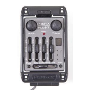 FISHMAN フィッシュマン PREFIX PLUS-T プレフィックス・プラスT アコースティックギター ピックアップ プリアンプ|直輸入品|audio-mania