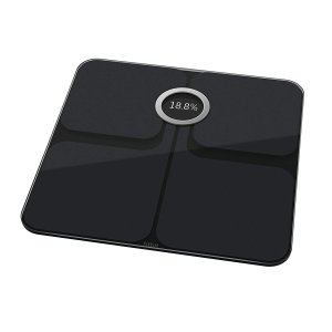 Fitbit(フィットビット) Aria2 Wi-Fi Smart Scale 多機能体重計 Black |直輸入品|audio-mania