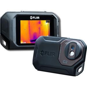 FLIR フリアーシステムズ C2 多機能赤外線サーモグラフィ 直輸入品 audio-mania