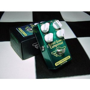 Mad Professor エフェクター New Forest Green Compressor PCB|直輸入品|audio-mania