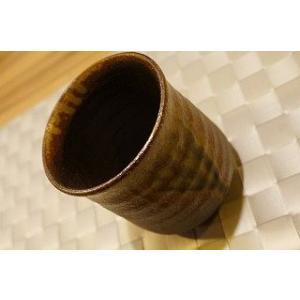 フリーカップ 陶磁器 上野焼 天神窯 Agano-yaki Tenjingama ceramic cup|audio-mania