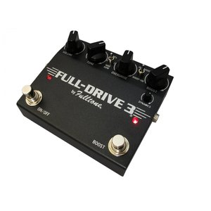 Fulltone フルトーン エフェクター FULL-DRIVE 3|直輸入品|audio-mania