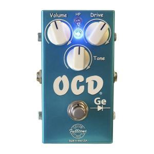Fulltone フルトーン エフェクター OCD-Ge オーバードライブ ゲルマニウム |直輸入品