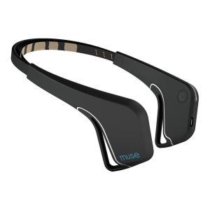 Gaiam 脳波計 muse the brain sensing headband Black|直輸入品|audio-mania