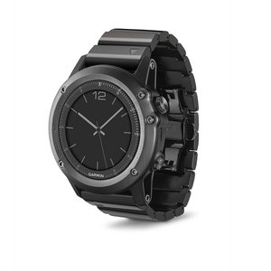 Garmin ガーミン GPS搭載 ABC 腕時計 Fenix 3 Sapphire Training Watch 直輸入品 工場再生品 audio-mania