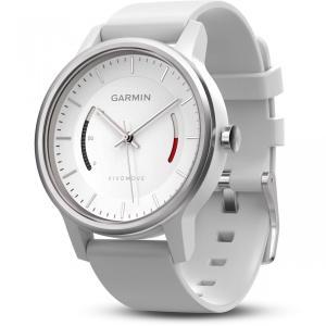 Garmin ガーミン vivomove Sport Activity Tracking Watch White ホワイト 活動量計 フィットネスバンド 010-01597-03|直輸入品|audio-mania