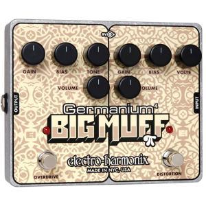 Electro Harmonix ファズ エフェクター Germanium 4 Big Muff Pi π 直輸入品 audio-mania