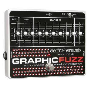 Electro Harmonix Graphic Fuzz 直輸入品 audio-mania