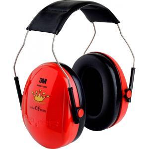 [直輸入品] 防音保護具の世界トップメーカー、ぺルター(PELTOR)製子供用イヤーマフ「H510A...